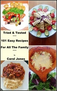Tried & Tested – 101 Recipes by Carol Jones