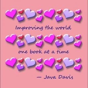Interview with Author – Java Davis @JavaDavis
