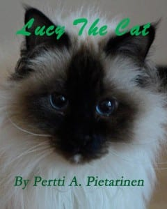 Lucy The Cat by Pertti A Pietarinen