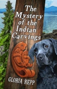 The Mystery of the Indian Carvings by Gloria Repp