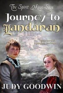 Journey To Landaran by Judy Goodwin