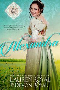 Permafree eBook: Alexandra by Lauren and Devon Royal
