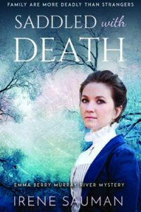 Featured PermaFree eBook: Saddled with Death by Irene Sauman