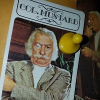 Interview with Author – Colonel Mustard