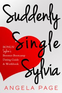 Suddenly Single Sylvia by Angela Page