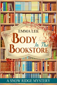 Body In The Bookstore by Emma Lee