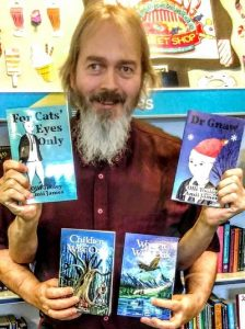 Interview with Author – Oliver J Tooley
