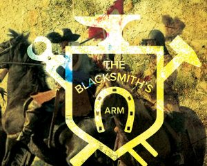 The Blacksmith's Arm by Keith L Wright