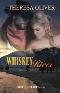 Whiskey River (Whiskey River Brides, #1) by Theresa Oliver