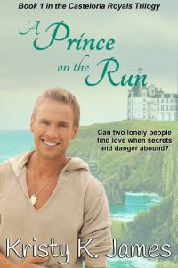 Permafree eBook: A Prince on the Run by Kristy K. James