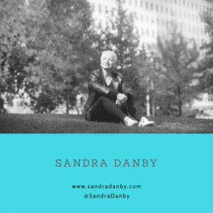 Interview with Author – Sandra Danby