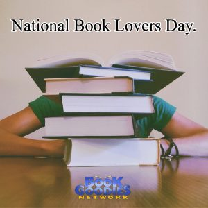 National Book Lovers Day. What are you reading?