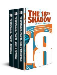Permafree eBook: The 18th Shadow – Box Set by Jon Lee Grafton