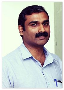Interview with Author – Dr. Ajesh T. Philip