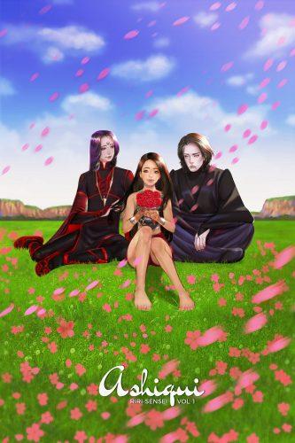 Ashiqui Volume 1 by Riri-sensei Art by: Electronichimaera