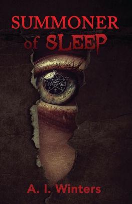 summoner of sleep horror novel